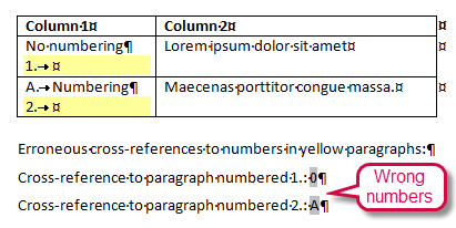 how to put page numbering in word doc