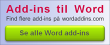 Find Word add-ins på wordaddins.com/
